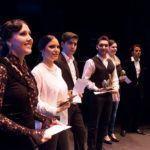 Finalistas del XV Concurso Andaluz de Jóvenes Flamencos 2014
