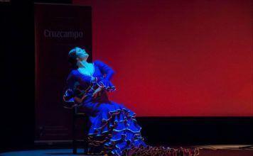 Gloria García de Castro, primer premio de baile