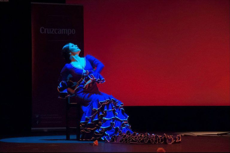 Finalistas del XVIII Concurso Andaluz de Jóvenes Flamencos