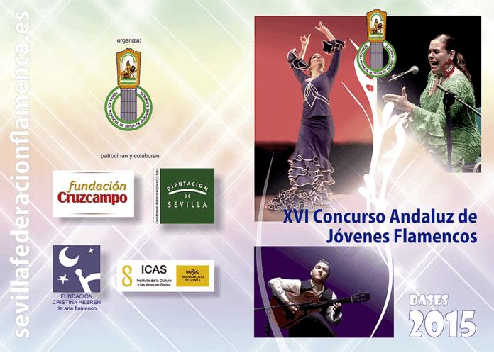 XVI Concurso Andaluz de Jóvenes Flamencos 2015