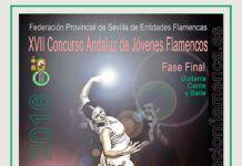 Final del XVII Concurso Andaluz de Jóvenes Flamencos
