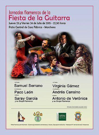 Jornadas Flamencas de la Fiesta de la Guitarra