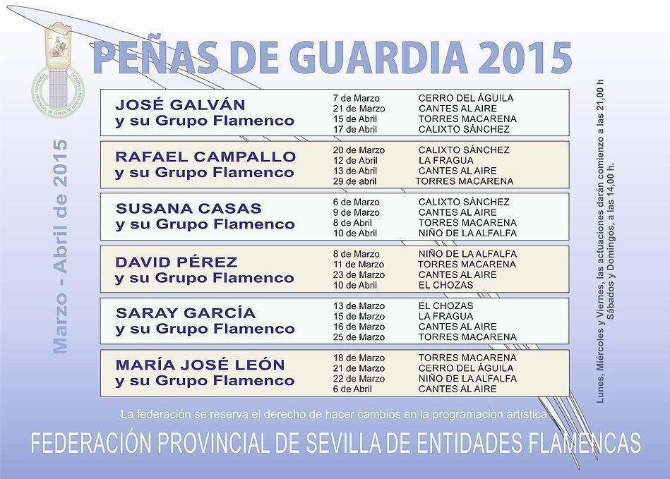 Peñas de Guardia 2015