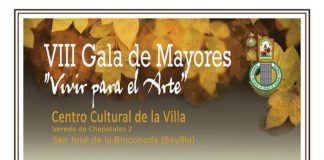 """VIII Gala de mayores """"Vivir para el Arte"""""""