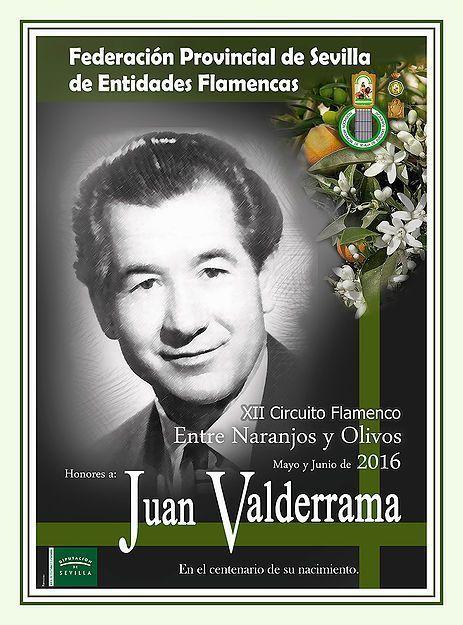 XII Circuito Flamenco Entre Naranjos y Olivos