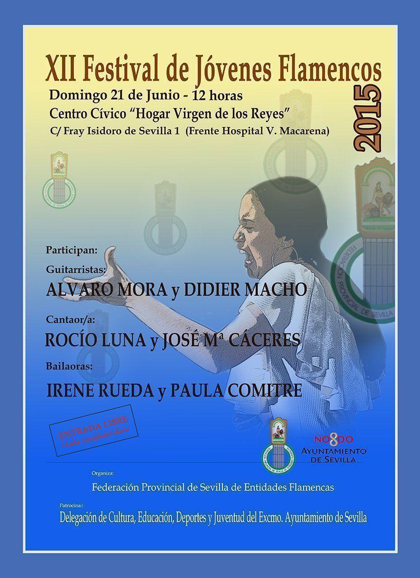 XII Festival de Jóvenes Flamencos