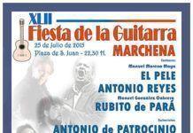 XLII Fiesta de la Guitarra de Marchena