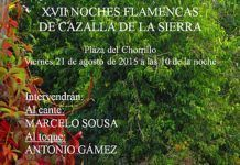 XVII Noches Flamencas de Cazalla de la Sierra