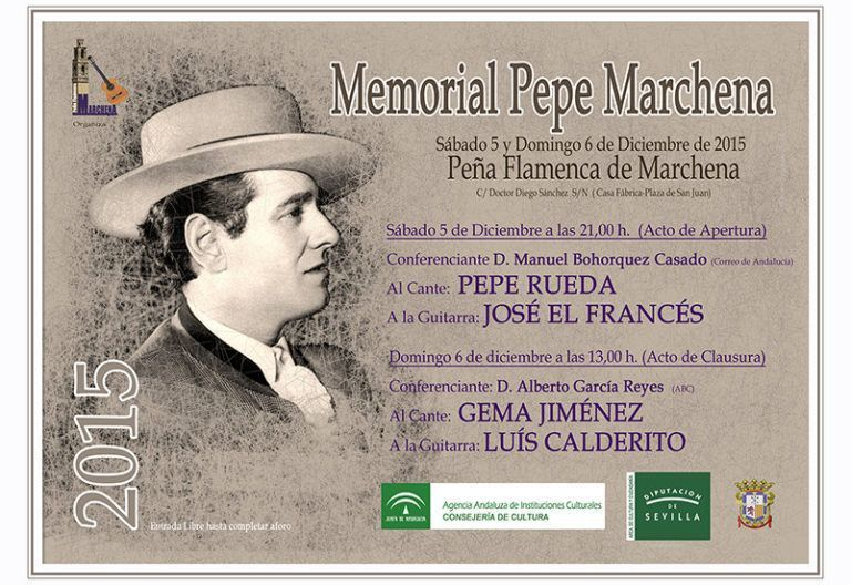 Memorial Pepe Marchena 2015