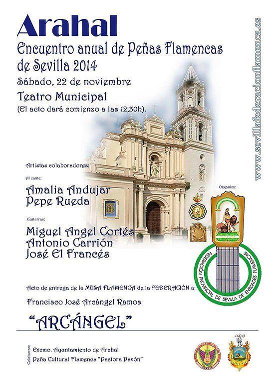 Encuentro Anual de Peñas Flamencas de Sevilla 2014