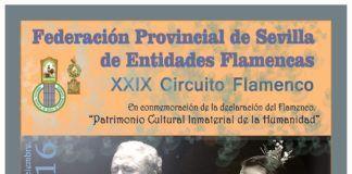Gala inaugural del XXIX Circuito Flamenco