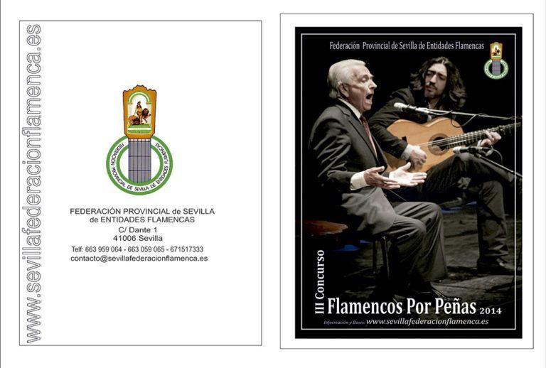 III Concurso «Flamencos por Peñas» 2014