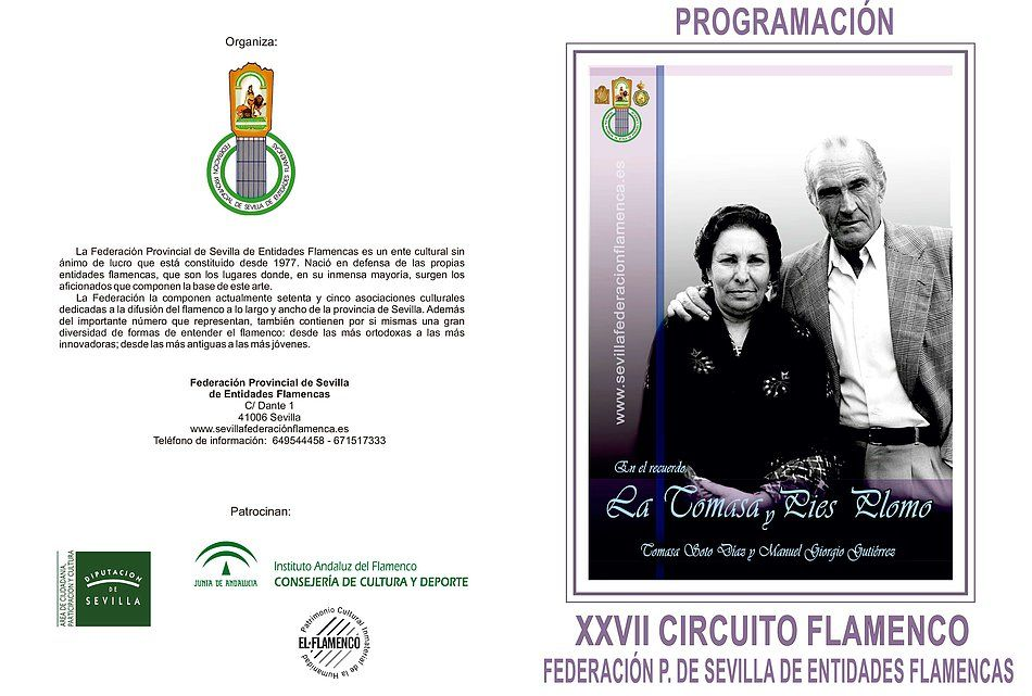 XXVII Circuito flamenco