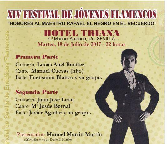 XIV Festival de Jóvenes Flamencos
